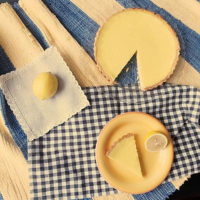 英式柠檬派(英国老奶奶的原方子复刻)