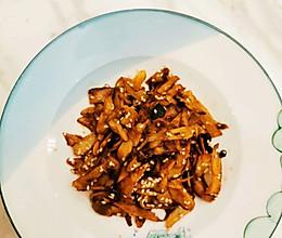极简好吃的孜然杏鲍菇