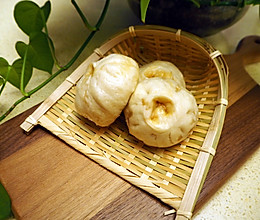 猪肉白菜包子(比食物更温暖的是人心)的做法