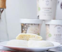 私房烘焙日卖5000个,网红燕麦雪饼软糯香甜的做法