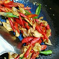 湘菜经典~农家小炒肉好吃的秘诀的做法图解13