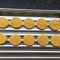 花生芝麻小酥饼的做法图解11