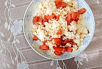火腿肠炒大米#2018头茬五常长粒香大米#的做法