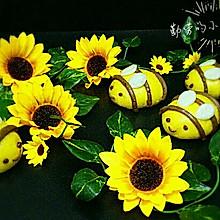 小蜜蜂馒头+#福临门好面用芯造#