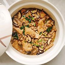 #下饭红烧菜#肉沫豆腐煲