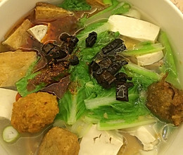 最爱汤——豆腐汤的做法