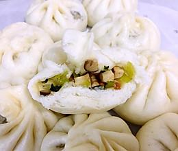 香菇素菜包~素食主义的做法