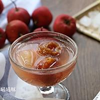 清新健脾开胃—山楂雪梨苹果糖水