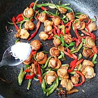 香辣扇贝——经过简单一炒,小海鲜也可以做的鲜味翻倍特别下饭的做法图解12