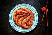 焅大虾#一人一道拿手菜#的做法