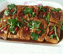 垂涎欲滴……美味客家煎酿豆腐的做法