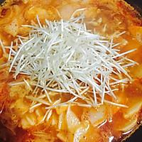 韩式辣牛肉汤的做法图解11