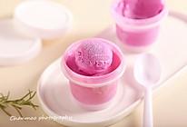 火龙果香草冰淇淋vs芒果冰淇凌的做法