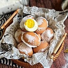 #我的养生日常-远离秋燥#盐焗鸡蛋