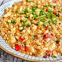 麻婆豆腐末