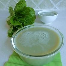 冰爽绿豆汁