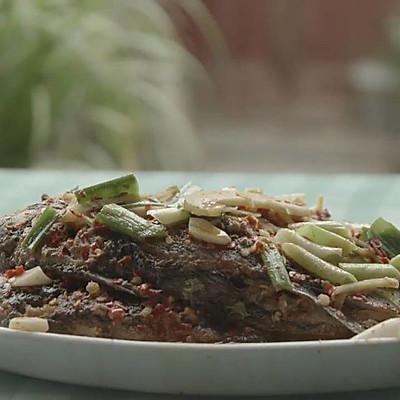 云南大理 白族酸木瓜煮鱼