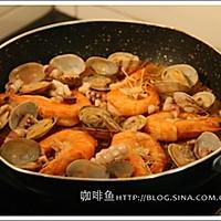 咖喱海鲜饭的做法图解8