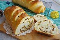 柔软版果仁大列巴面包的做法