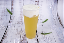芝士茉莉绿茶的做法——小兔奔跑奶茶培训的做法