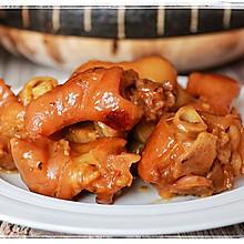 #无腊味,不新年#香菜卤猪蹄