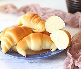 牛角面包:的做法