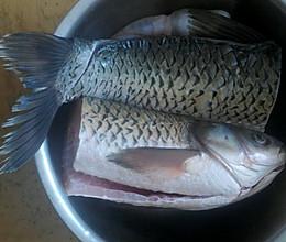 炖草鱼的做法