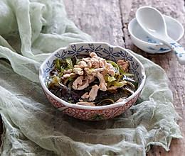 海带木耳瘦肉汤的做法