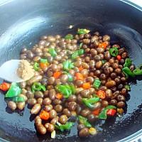 炝炒山药豆的做法图解9