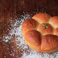 【超醇椰浆软面包】——雄鷄標™椰浆试用菜谱的做法图解1