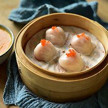 蟹籽水晶虾饺