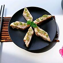 #带着零食去旅行!#广式芋头糕