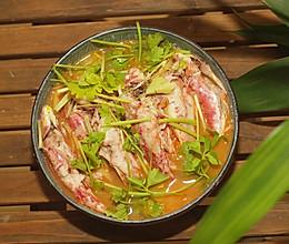 #父亲节,给老爸做道菜#姜丝煮小红鱼的做法