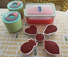 山楂糕+山楂罐头+山楂糖水的做法
