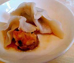 牛肉虾仁三鲜饺子的做法