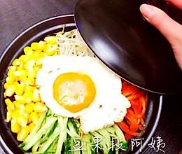 韩式拌饭----居家轻松韩式料理的做法