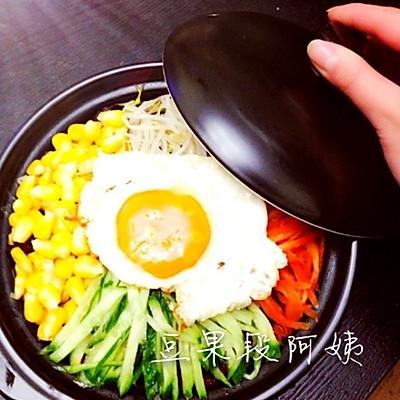 韩式拌饭----居家轻松韩式料理