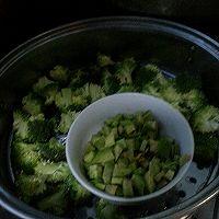 牛油果菠萝香肠焗饭的做法图解5