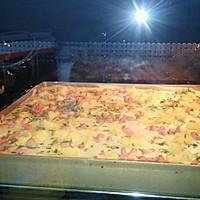 香葱肉松蛋糕卷#丘比轻食厨艺大赛#的做法图解18