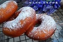 #松下面包机#香甜可口~自制原味甜甜圈的做法
