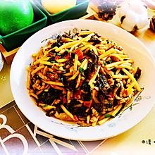 念念不忘的美味川菜:鱼香肉丝