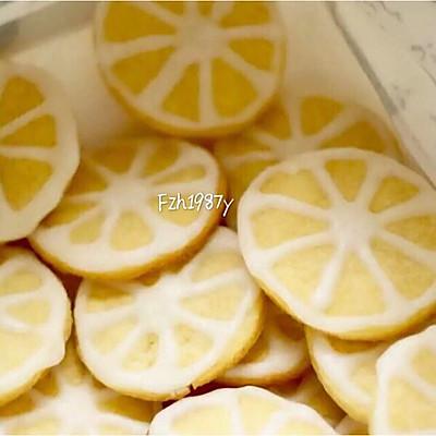 柠檬糖霜饼干~萌系可爱小饼干