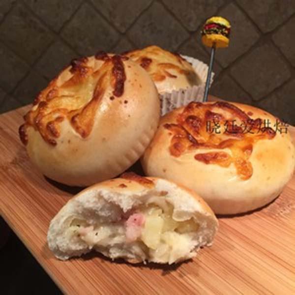 波特多奶酪面包的做法