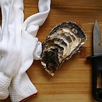 #硬核菜谱制作人#蒜蓉烤生蚝的做法图解8