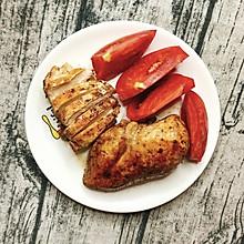 #我们约饭吧#减脂餐~香煎鸡胸肉