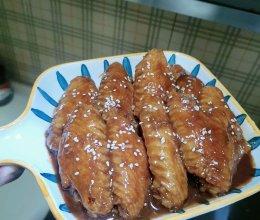 神兽最爱~红烧鸡翅的做法