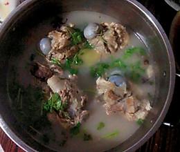 骨头汤的做法