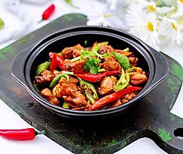 #下饭红烧菜#好吃到转圈圈的临沂炒鸡的做法