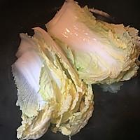 肉末白菜卷的做法图解4