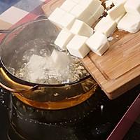 【变厨神】麻婆豆腐 吃不到别人豆腐、那就吃自家麻婆豆腐~的做法图解2